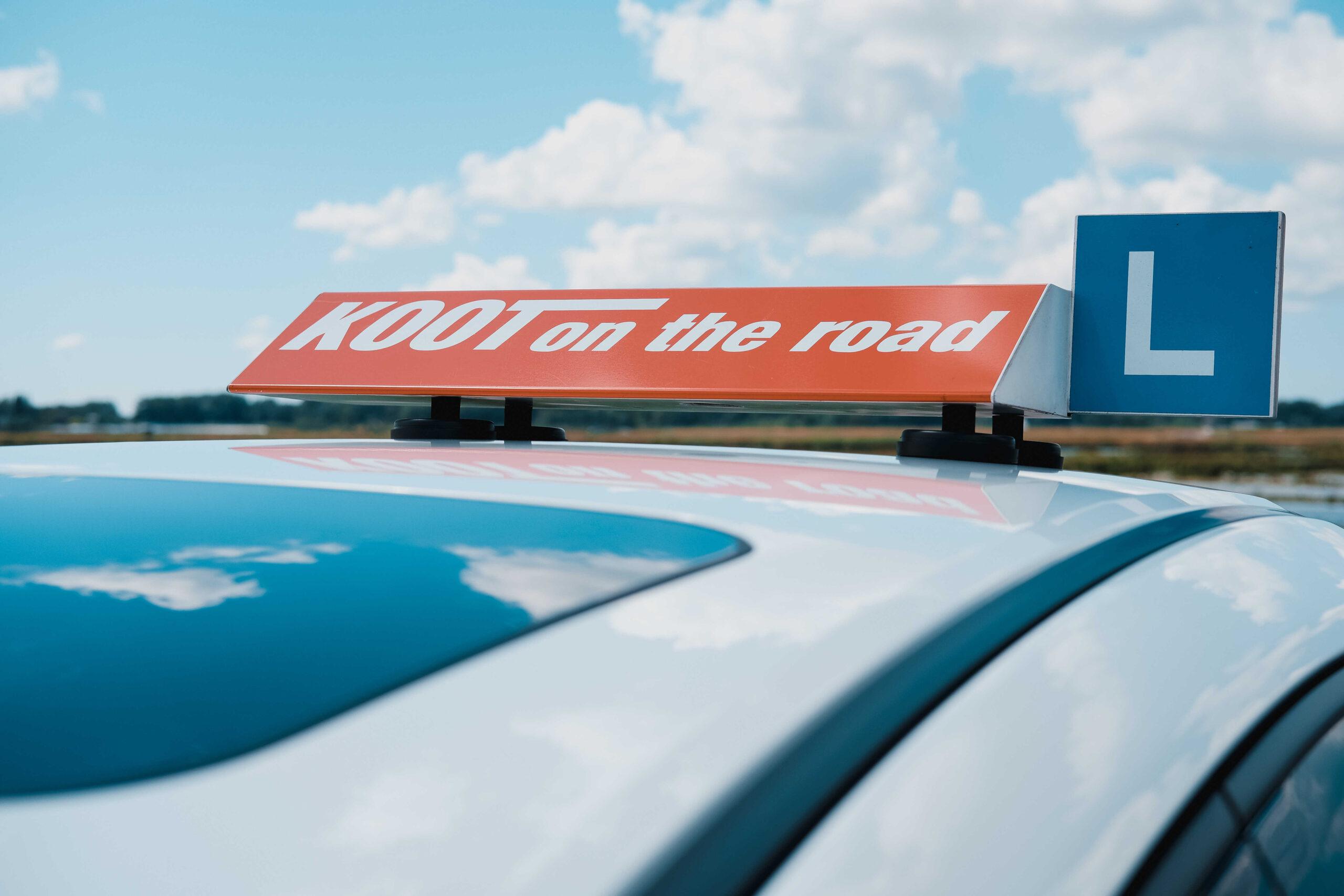 Foto's laten maken koot on the road
